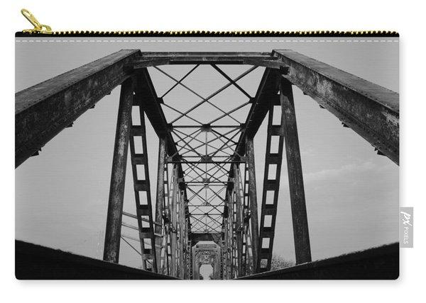 Pennsylvania Steel Co. Railroad Bridge Carry-all Pouch