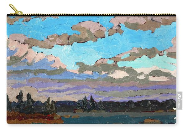 Pensive Clouds Carry-all Pouch