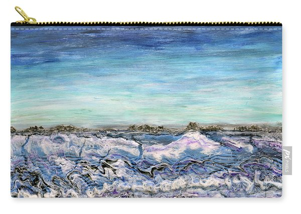 Pensive Waters Carry-all Pouch