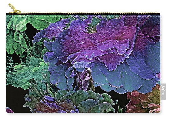 Peony Profusion 106 Carry-all Pouch