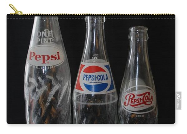 Pepsi Cola Bottles Carry-all Pouch