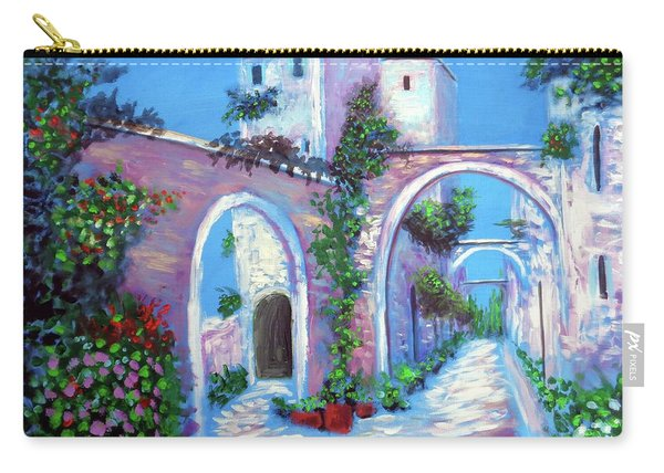 Percorso Paradiso Carry-all Pouch