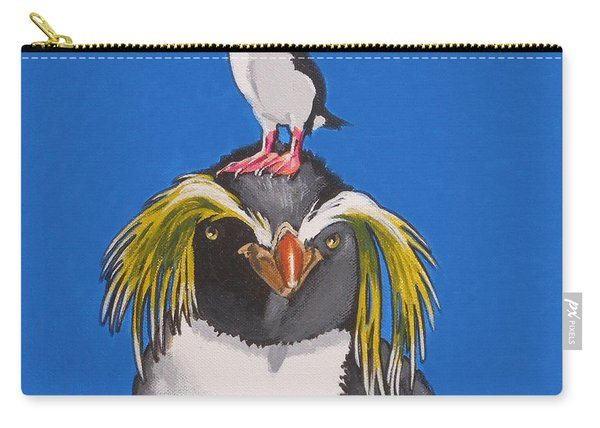 Percy The Penguin Carry-all Pouch