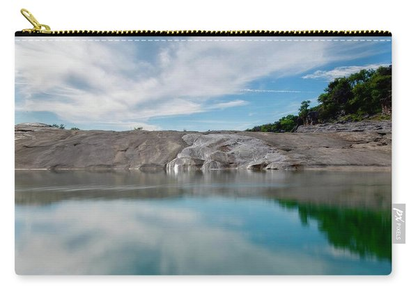Perdernales Falls II Carry-all Pouch