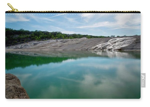 Perdernales Falls IIi Carry-all Pouch