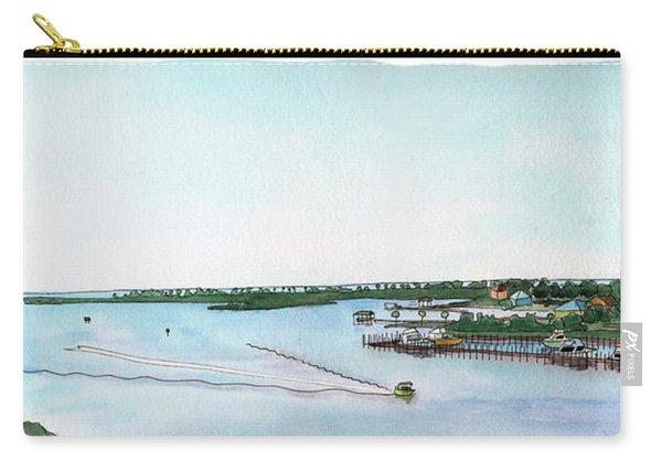 Perdido Key Bay Carry-all Pouch