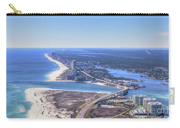 Perdido Pass Bridge 4319 Carry-all Pouch