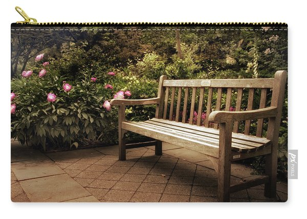 Perennial Garden Respite Carry-all Pouch