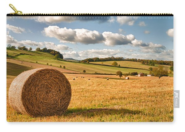 Perfect Harvest Landscape Carry-all Pouch