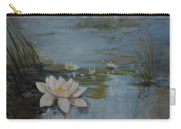 Perfect Lotus - Lmj Carry-all Pouch
