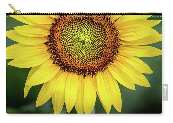 Perfect Sunflower Carry-all Pouch
