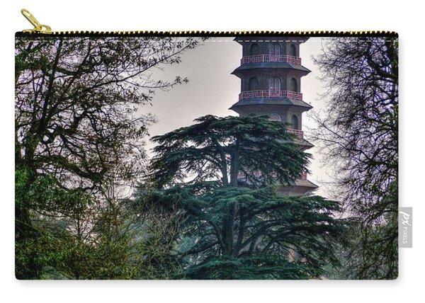 Pergoda Kew Gardens Carry-all Pouch