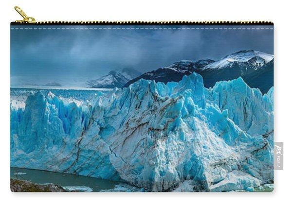 Perito Moreno Panorama Carry-all Pouch