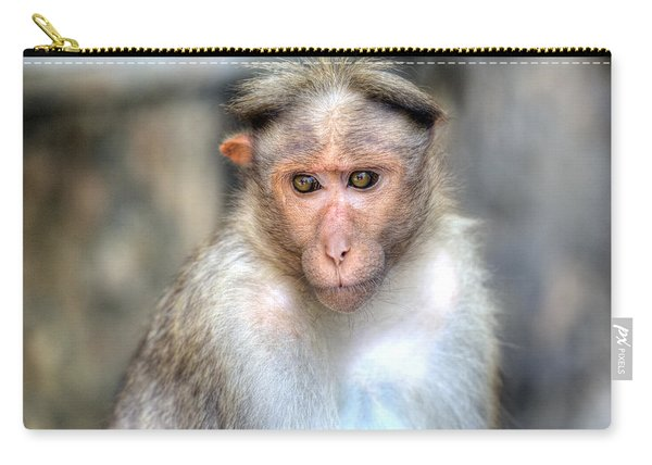 Periyar National Park - India Carry-all Pouch