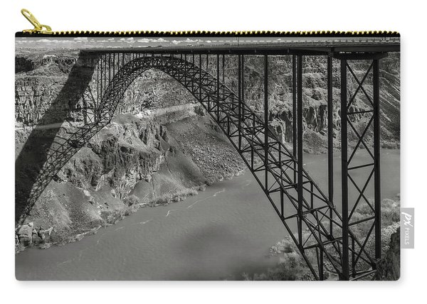 Perrine Bridge, Twin Falls, Idaho Carry-all Pouch