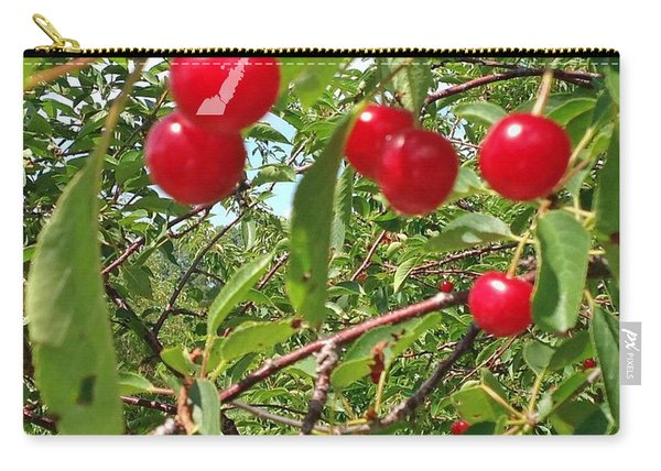 Perry's Cherry Image Carry-all Pouch