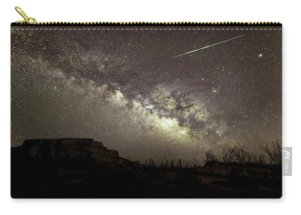Perseids Milky Way Carry-all Pouch