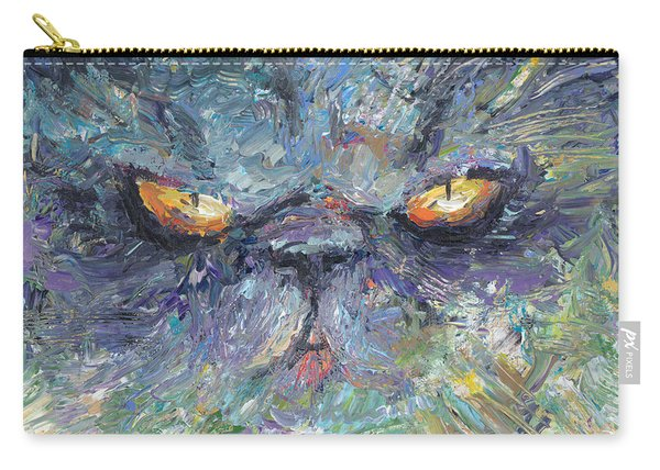 Persian Cat 2 Carry-all Pouch