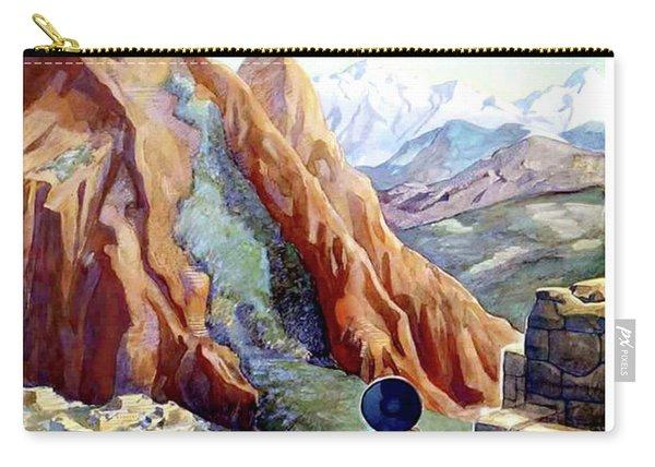 Peru, Mountains, Incas, Landscape Carry-all Pouch