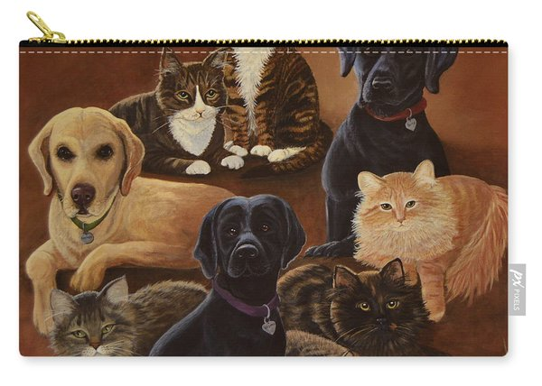 Pet Circle Of Life Carry-all Pouch