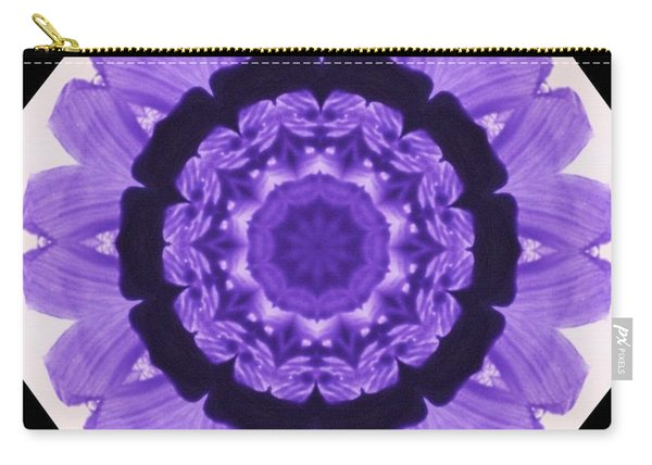 Petal Wheel Carry-all Pouch