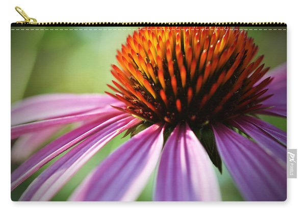 Petal's Edge Carry-all Pouch
