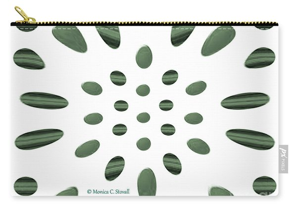 Petals N Dots P6 Carry-all Pouch