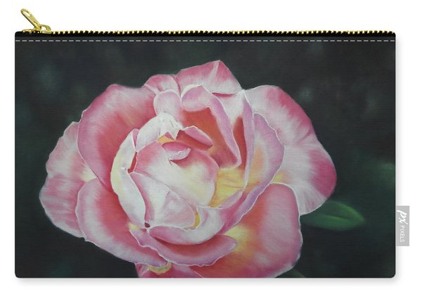 Petals Of Love Carry-all Pouch