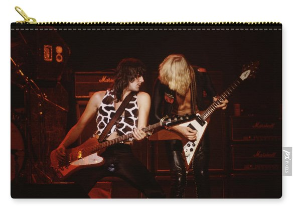 Pete Way And Michael Schenker Carry-all Pouch