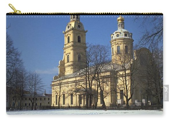 Peter And Paul Cathedral Carry-all Pouch
