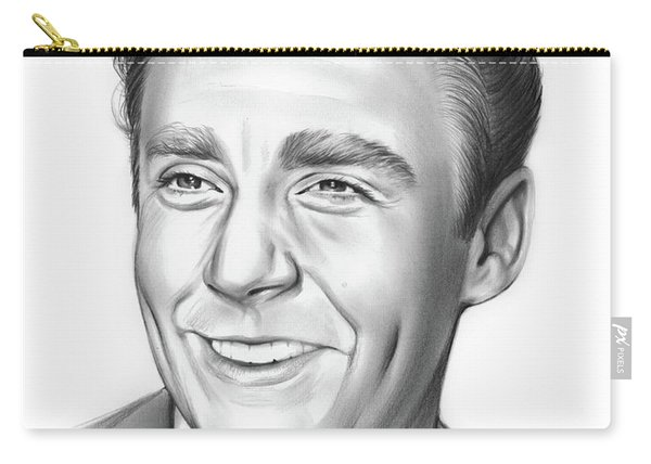 Peter Lawford Carry-all Pouch