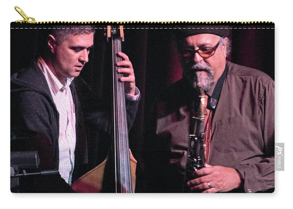 Peter Slavov And Joe Lovano 1 Carry-all Pouch