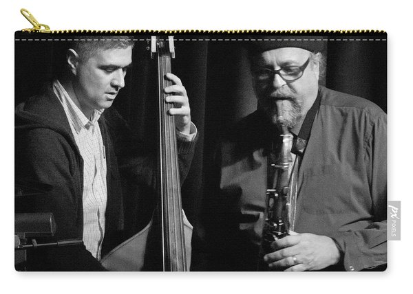 Peter Slavov And Joe Lovano 2 Carry-all Pouch