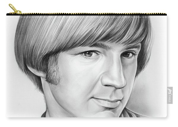 Peter Tork Carry-all Pouch