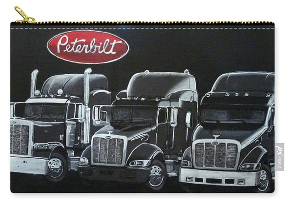Peterbilt Trucks Carry-all Pouch