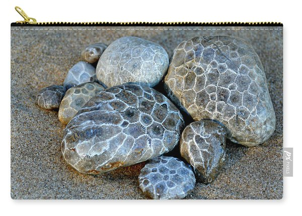 Petoskey Stones Carry-all Pouch