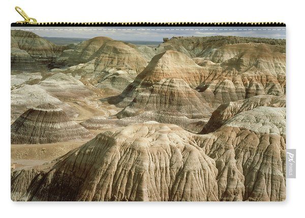 Petrified Forest, Arizona Carry-all Pouch