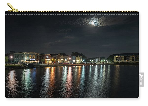 Pewaukee At Night Carry-all Pouch