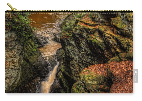 Pewits Nest Three Waterfalls Carry-all Pouch