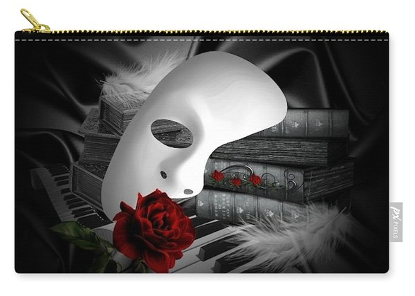 Phantom Of The Opera Carry-all Pouch