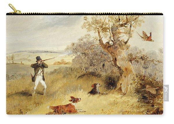 Pheasant Shooting Carry-all Pouch
