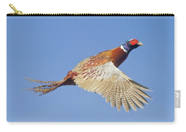 Pheasant Wings Carry-all Pouch