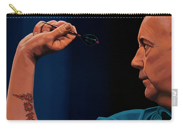 Phil Taylor The Power Carry-all Pouch