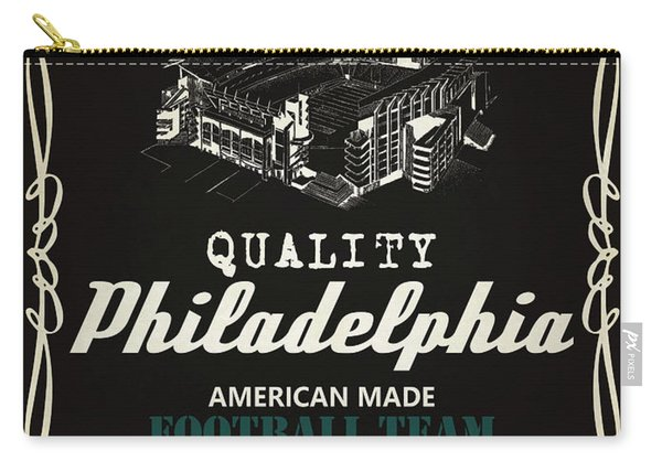Philadelphia Eagles Whiskey Carry-all Pouch