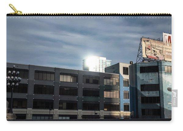 Philadelphia Urban Landscape - 1195 Carry-all Pouch