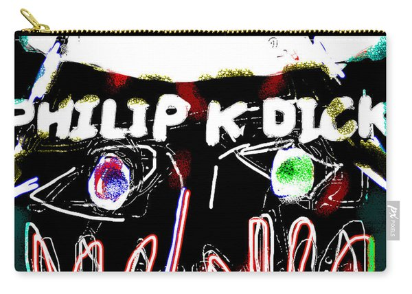 Philip K Dick Poster 2  Carry-all Pouch