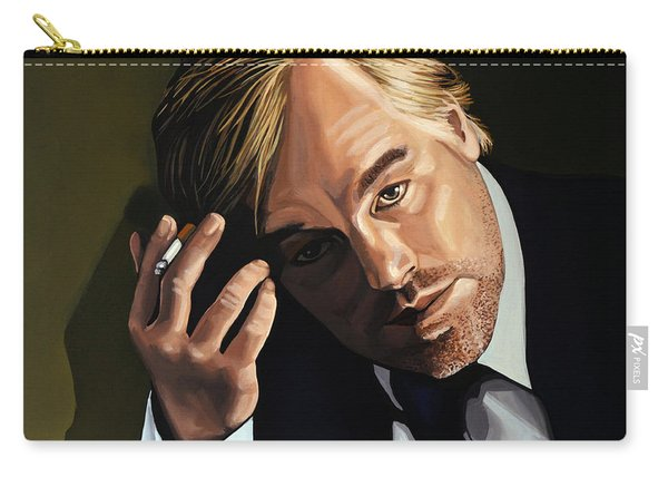 Philip Seymour Hoffman Carry-all Pouch