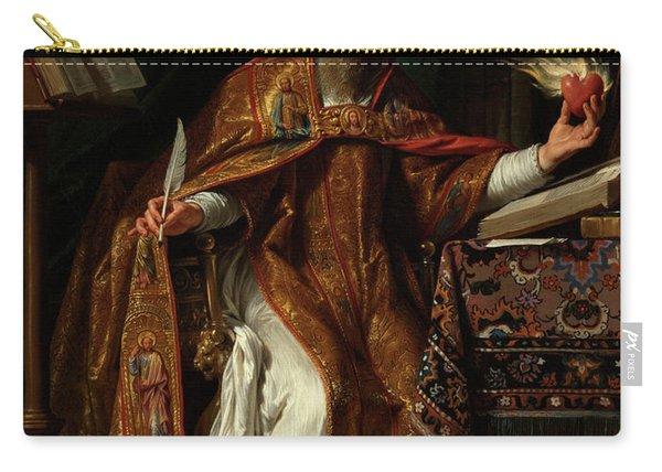 Philippe De Champaigne Carry-all Pouch