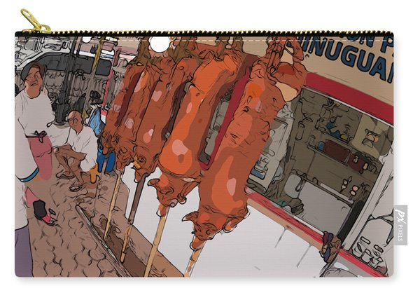 Philippines 4057 Lechon Carry-all Pouch
