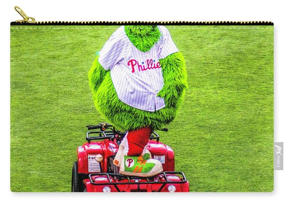 Phillie Phanatic Scooter Carry-all Pouch